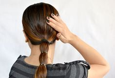 How to Straighten Your Hair over Night: 10 Steps (with Pictures)