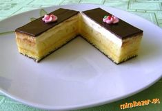 BRATISLAVSKE REZY Czech Recipes, Nutella, Baked Goods, Cheesecake, Food And Drink, Pudding, Baking, Desserts, Cakes