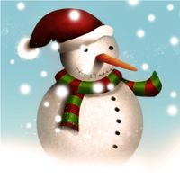 How to Create a Simple Snowman GIF Animation