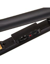CHI Air Ceramic Flat Iron in Black - Ionic Tourmaline Hair Straightener Chi Hair Straightener, Farouk Systems, Flat Iron Reviews, Ceramic Flat Iron, Best Flats, Cool Hairstyles, Hair Care, Black, Fancy Hairstyles
