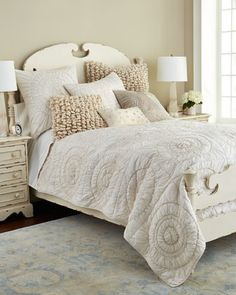 Ani Bedding by Dransfield & Ross House at Horchow.