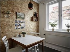 A STYLISH HOME WITH RETRO DETAILS #diningroom #interior