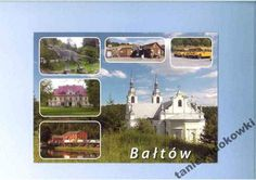 Bałtów Pocztówka Lata 2000