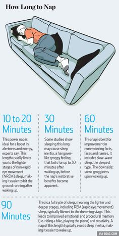 Funny pictures about How Long To Nap For The Biggest Brain Benefits. Oh, and cool pics about How Long To Nap For The Biggest Brain Benefits. Also, How Long To Nap For The Biggest Brain Benefits photos. Herbal Remedies, Health Remedies, Home Remedies, Natural Remedies, Health And Nutrition, Health And Wellness, Health Fitness, Fitness Facts, Healthy Tips