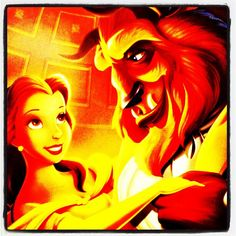 """We're all really excited about the re-release of """"Beauty and the Beast"""" in 3D next week! You can buy tickets now: amcurl.com/a1a"""