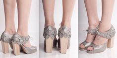 Oh where can I get this shoes    Shoes Design by Chulkova , via Behance