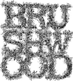 BRUSHWOOD on Behance