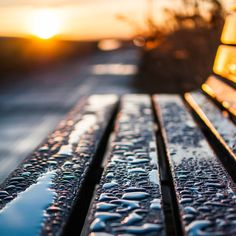 Después de la lluvia #composition #leading lines