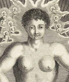 Jean Frédéric Bernard, Bernard Picart The Japanese God Daybot Netherlands (1720) Engraving, Cérémonies et coutumes religieuses de tous les peuples du monde. Rijksmuseum [x] [x] [x]