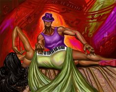 'Making Music With My Lady' by The Art of DionJa'Y