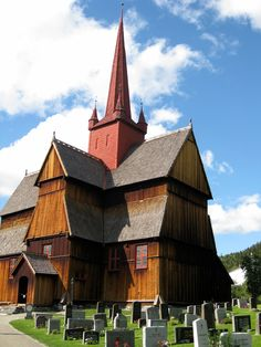 beautiful church in Norway Mosques, Environment Design, Place Of Worship, Christian Art, Victorian Homes, Traditional House, Outdoor Travel, Travel Pictures, Finland