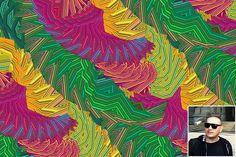 Com forte apelo cultural, os desenhos de Eduardo Carvalho são assim: cheios de cor, identidade visual e referências trazidas de universos variados como a história, a cultura, o comportamento, a moda e os acontecimentos do dia a dia. Quando começou, em 2008, seus projetos ainda eram tímidos. Com a ajuda de cursos, especializações e vivências, Eduardo abriu-se para o mundo e seu trabalho foi se aperfeiçoando cada vez mais, tomando o rumo do que é hoje: um lindo jogo de cores, texturas e…