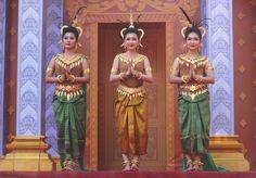 Wedding Costumes, Dance Costumes, Angkor Wat Cambodia, Khmer Wedding, Royal Ballet, Culture, Celebrities, Diversity, Christmas