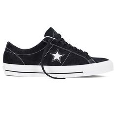 The One Star sneaker was embraced by the 90's alternative culture where street and skate came together. Today, we re-mastered this classic to create the Converse CONS One Star Pro sneaker while contin
