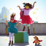 Take a look at the zulily comeback | Superkid Capes event on #zulily today!