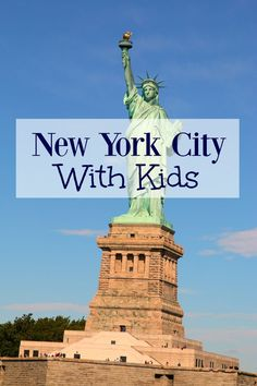 Guide To 72 Hours In New York City With Kids! {Spoiler We had so much fun!}