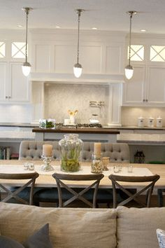 Guerrero Residence - traditional - kitchen - salt lake city - Alice Lane Home Collection