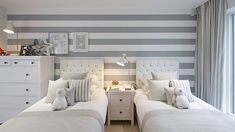London Square Teddington Show Home Simple Bedroom Design, Kids Bedroom Designs, Kids Room Design, Twin Girl Bedrooms, Shared Bedrooms, Boy And Girl Shared Room, Girl Room, Small Room Bedroom, Bedroom Sets