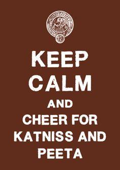 Go team go! The Hunger Games.
