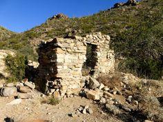 Hiking the Tortolita Mountains north of Tucson