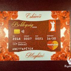 Kaparós sorsjegy meghívó 4. #esküvői #meghívó #nyomtatott #esküvőimeghívó #kaparóssorsjegy #egyedi #bankkártya #wedding #weddinginvitation #unique #scratchcards #creditcard Wedding Cards, Wedding Invitations, Frame, Wedding Ecards, Picture Frame, Wedding Maps, Wedding Invitation Cards, Frames, Hoop