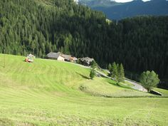 Furkelpass (Furcia) - sadly, I didn't have the energy to take on the Kronplatz (Corones) once I reached the top