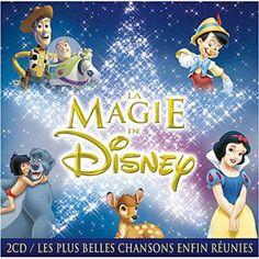 La magie de Disney - Bande originale de film - CD album - Fnac.com