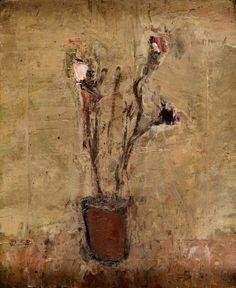 Jacek Sienicki - Suche róże, 1996 Auction, Contemporary, Artist, Inspiration, Image, Beautiful, Design, Polish, Paintings