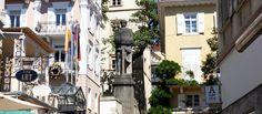 Baden-Baden/Alemanha - Lichtentaler Strasse