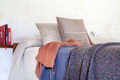 Beds. Plaids by Teixidors