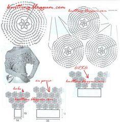 Ruthy Crochet y más...: Blusas ideales para primavera