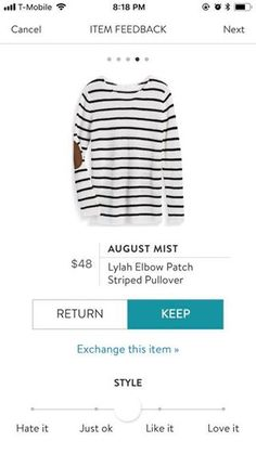 Stitch Fix Honey Punch Lylah Elbow Patch Striped Pullover - AODRE the elbow patches! Elbow Patch Sweater, Elbow Patches, Stitch Fix Outfits, Athleisure, Fashion Victim, Floral Tops, Fix Clothing, Clothing Ideas, Lisa