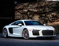 #AudiDesign reigns supreme — especially in the fastest production Audi ever built. #WantAnR8