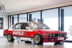 BMW Motorsport South-Africa BMW E23