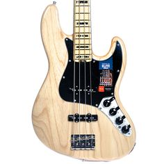 Fender American Elite Jazz Bass The latest and greatest from Fender, the new Fender American Elite Jazz Bass takes one of the most famous instruments of our time to all new levels. The Custom Shop pic