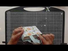 Gorgeous Gift Pouch with Naturally Eclectic DSP - Video Tutorial featuring July Thank You Gifts - YouTube
