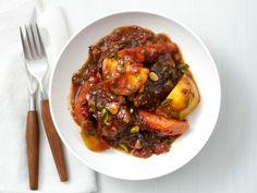 images of foodnetwork soups and stews | Slow-Cooker Caribbean Beef Stew - TRIED | Soups and Stews