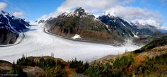 THE  SALMON  GLACIER        Photo by KAROLOS TRIVIZAS -- National Geographic Your Shot