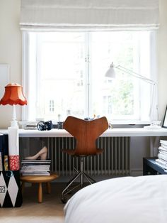 Home Office Workspace – Home Design Apartment Office, Home Office Space, Home Office Design, Home Office Furniture, House Design, Apartment Design, Bedroom Workspace, Small Workspace, Office Workspace