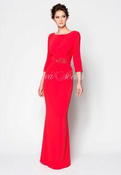 Vestido de fiesta o madrina coleccion 2017 Victoria Modelo Angelical en exclusiva en Eva Novias Calle Mayor, 5 Telefono 9152235 73.