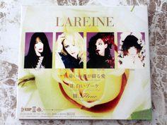 LAREINE(Versailles, Kamijo)Fleur 1st Press Limited Japan CD LCDS-004M