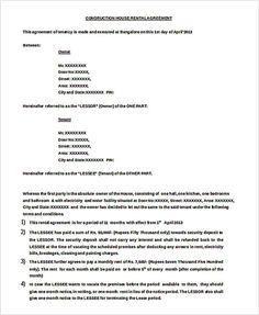 Doc Format Construction Hose Al Agreement Free