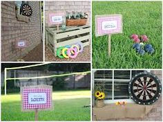 country fair themed birthday party - Google Search