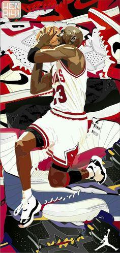 #Jordan #ChicagoBulls #SportsMemorabilia