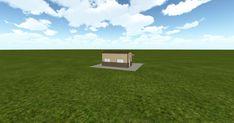 Cool 3D #marketing https://ift.tt/2GeN8jy #barn #workshop #greenhouse #garage #roofing #DIY