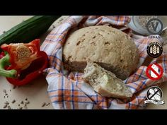 Simple No-Knead Gluten-Free Bread Recipe for vegan, gluten-free, dairy-free, and nut-free bread. My Recipes, Bread Recipes, Vegan Recipes, Nut Free, Dairy Free, Caraway Seeds, How To Make Bread, Bread Making, Pan Bread