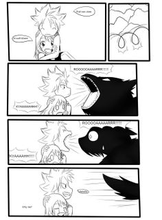 Fairy Tail - Crescent Island Page 40 by xmizuwaterx on DeviantArt Fairy Tail Meme, Fairy Tail Comics, Fairy Tail Natsu And Lucy, Fairy Tail Art, Fairy Tail Ships, Fairy Tales, Fairy Tail Family, Fairy Tail Couples, Sad Fairy