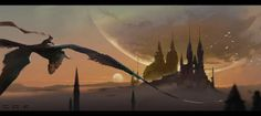 Łukasz Sienkiewicz - Castle of the Moon + The Most Beautiful Giant Bird, 50 mins