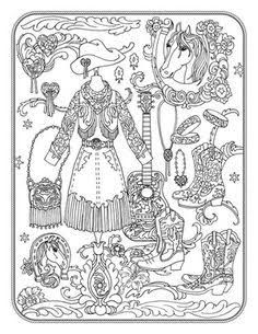marjorie sarnat coloring google search - Printables For Kids To Color