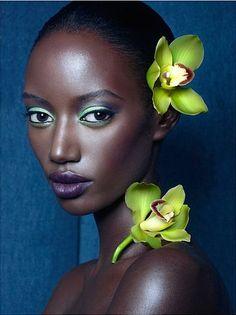 Brenda Mutoni, Rwandan model raised in Ottawa, Canada